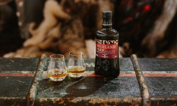 Mad bottle o whisky